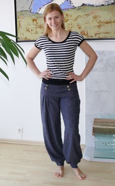 Patrones No. 316 pants
