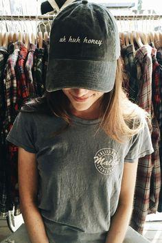 Brandy ♥ Melville   Katherine Uh Huh Honey Cap - Accessories
