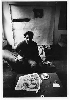 Franz Kline (May 23, 1910 – May 13, 1962) was an American painter born in Pennsylvania. He is mainly associated with the Abstract Expressionist movement of the 1940s and 1950s. Kline, along with other action painters like Jackson Pollock, Willem de Kooning, Robert Motherwell and Lee Krasner, as well as local poets, dancers, and musicians came to be known as the informal group, the New York School. Although he explored the same innovations to painting as the other artists in this group…