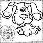 Blues Clues Coloring Pages Nick Jr Coloring Pages, Pet Art, Blues Clues, Senior Project, Printable Coloring Pages, Kids Playing, Printables, Pets, Children