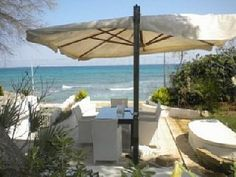 MONOPOLI Villa by the sea with direct access to the beach