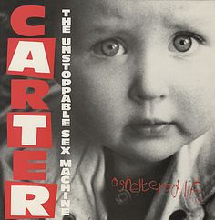 "For Sale - Carter USM A Sheltered Life UK  12"" vinyl single (12 inch record / Maxi-single) - See this and 250,000 other rare & vintage vinyl records, singles, LPs & CDs at http://eil.com"