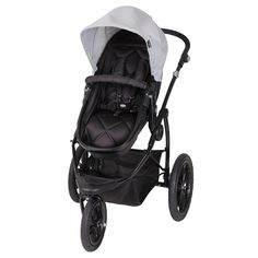 Baby Trend Snap Gear Jogger - Compatible with infant car seat