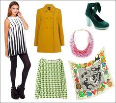 Sixties-inspired Fashion