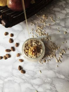 fermented oatmeal by