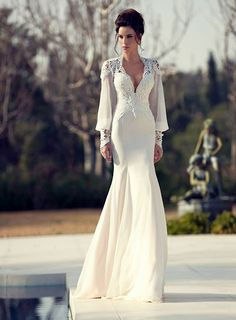Choose dresses sexy wedding - The fashion Diamonds