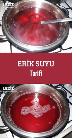 Erik Suyu Tarifi You simply can't have a celebration without non-alcoholic drinks—but virgin drinks Summer Drink Recipes, Summer Drinks, Cocktail Recipes, Non Alcoholic Drinks Healthy, Drinks Alcohol Recipes, Easy Healthy Recipes, Easy Meals, Plum Juice, Montserrat