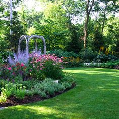Landscaping + Mulch +borders Design, Pictures, Remodel, Decor and Ideas - page 6