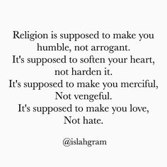 "It saddens me seeing people embrace their faiths, but they become the opposite of the effect it's supposed to have on you. It's great to see youth practise Islam but now we're dealing with ""youtube scholars"" and ""haraam police"" on Instagram who have a very harsh approach on those less stronger than them in faith. Go easy on people when you advise them. Prophet Muhammad (pbuh) said the best among you is the one who has the best manners and is good in character. You've got to be easy to…"