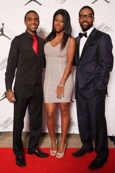 Michael Jordan's Kids(Jeffrey,Jasmine & Marcus Jordan)