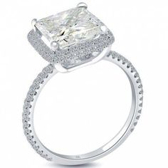 9102d384a2f77 Search results for   engagement halo rings 4 69 carat j princess cut diamond  ring gold vintage style