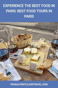 Paris food tours | best food in Paris | visit Paris | best food tours in Paris | best Paris tours #Paris #France #frenchfood Paris France Travel, Paris Travel Guide, Travel Plan, Travel Advice, Culinary Classes, Paris Food, French Bakery, Frugal, Beautiful Places
