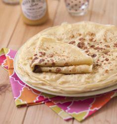 Pâte à crêpes - les meilleures recettes de cuisine d'Ôdélices