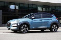 blogmotorzone: Hyundai Kona. Para leer más visita: http://blogmotorzone.blogspot.com.es/2017/06/hyundai-kona.html