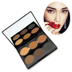 $5.12 Find More Eye Shadow Information about 2016 Hot Sale 3 Different Styles New 6…