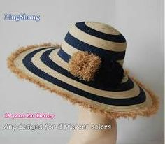 Image result for ladies summer hat Summer Hats For Women, Frock Design, Frocks, Panama Hat, Lady, Image, Fashion, Moda, Fashion Styles