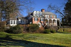 1932 Brick Colonial. 762 Weed Street, New Canaan CT. Represented by Jaime and Kendall Sneddon. To see more eye candy on this home go to http://www.halstead.com/sale/ct/new-canaan/762-weed-st/house/99089768