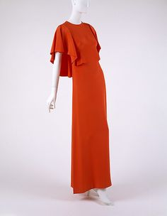 Dress, Evening  Madame Grès (Alix Barton)  (French, Paris 1903–1993 Var region)