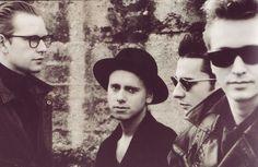Depeche Mode by Anton Corbjin.