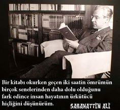 Sabahattin Ali  #HERŞEYKİTAP Fictional Characters, Fantasy Characters