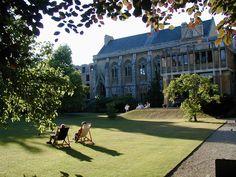 Balliol College, Oxford, University, Mansions, House Styles, Building, Manor Houses, Villas, Buildings