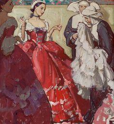 Original Art For Sale: Fashion Illustrations