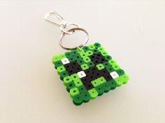 Minecraft Creeper Perler Bead Character by CreativeKidShoppe, $5.50