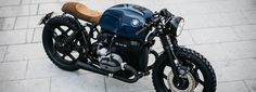 ROA motorcycles BMW R80 custom café racer...  time to get a license