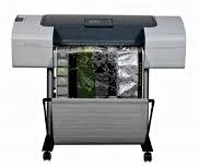 HP Designjet T610 24 In Driver Free Download