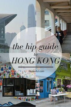 Explore the hip side of Hong Kong Island through cool neighbourhoods like Tai Hang, Starstreet Precinct, Soho, Po Hing Fong and Tai Ping Shan.