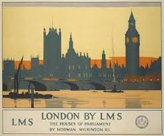 Image result for london poster