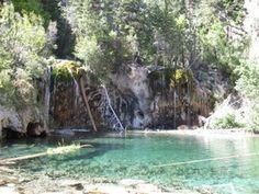 Hiking to Hanging Lake, Glenwood Springs, Colorado // Examiner.com