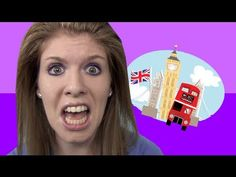 ▶ How to do a English/British Accent - YouTube She is adorable.. great fun =]