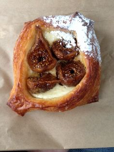 If you live near Portland, it is your moral obligation to get thee to Little T American Baker as fast as your feet will carry you. Little T American Baker 2600 … Eat Your Heart Out, Fig, Danish, French Toast, Recipies, Bread, Breakfast, Recipes, Morning Coffee