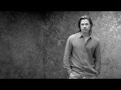 Brad Pitt debuta como la primera imagen masculina de Chanel No. 5