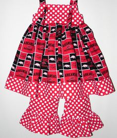 Arkansas knot dress
