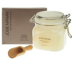 HEAVENLY!!!!!!!!!!!!! :D I LOVE LOVE LOVE IT!! Josie Maran Argan Sugar Balm Body Scrub