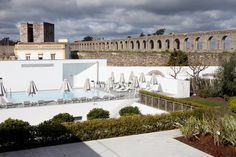 Hotel Mar de Ar Aqueduto, Evora, Alentejo, Portugal