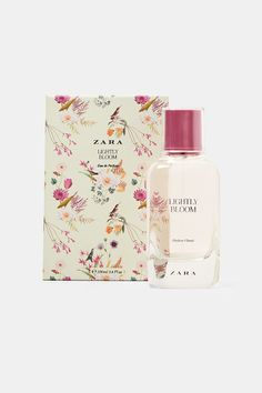 ZARA - Female - Lightly bloom 100 ml - Colored leather - One size only - Cheirinhos - Perfume Perfume Versace, Perfume Diesel, Best Perfume, Perfume Glamour, Perfume Good Girl, Perfume Lady Million, Perfume Calvin Klein, Perfume Collection, Packaging