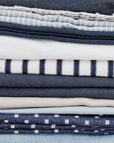 Blue looooove #shjark #thecompleteoutfitter #nzfashion #indigo #japanesedenim #ss16 #denim #fabric #madeinnz Modular Wardrobes, Japanese Denim, Denim Fabric, Ss16, Beautiful Things, Indigo, Journal, Blue, Instagram