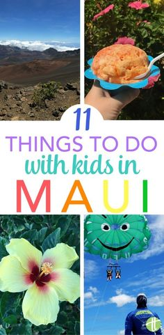 Best Things to Do in Maui with Kids – Trips With Tykes Taking a family vacation in Maui, Hawaii? The top activities and things to do with kids, from outdoor ocean adventures to amazing luaus to the best kid-friendly food. Maui Travel, Family Vacation Destinations, Hawaii Vacation, Best Vacations, Vacation Ideas, Family Vacations, Family Travel, Travel Destinations, Usa Travel