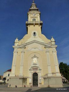 Vršac - Serbisch-orthodoxe Kathedrale Sankt Nikolaus