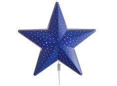 Un #suspension en #étoile pour une ambiance #cirque dans la #chambre ? Et oui, car devant ce #show incroyable vos #enfants ont souvent des #étoiles pleins les #yeux ! #Applique © Ikea  #ikea