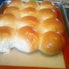 Homemade Yeast Rolls by Michelle7508