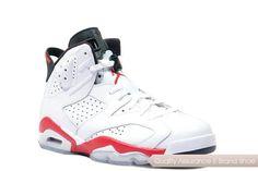 official photos 218d5 aace4 nike air jordan 6 whiteinfraredblack 2014 sneakers p 3539