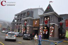 Castelo Casa do Chocolate - Gramado - RS - Brasil