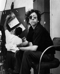 Tim  Burton Set Ed Wood