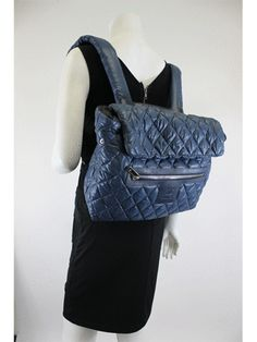 Chanel <br> Coco Cocoon Backpack