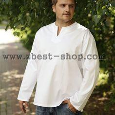 Мужская рубашка выполнена из 100% европейского хлопка.  Комфортная и достаточно свободная для ежедневной носки. Big Men, Chef Jackets, Shirts, Outfits, Shopping, Fashion, Moda, Suits, La Mode