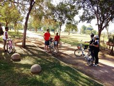 Riding Bicycles in Soweto – Let's Talk Food with Vuyo